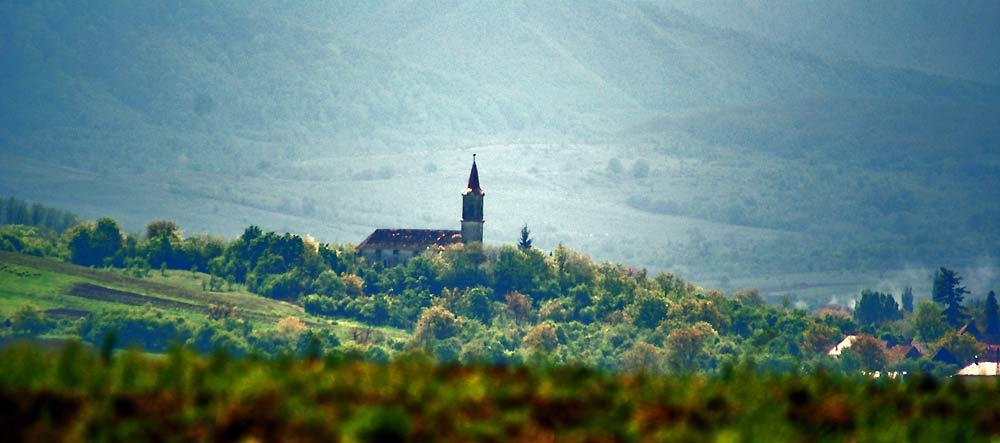 Biserica reformata din Romos
