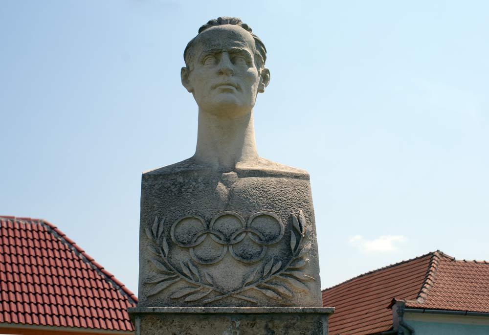 Iosif Sarbu - primul campion olimpic român