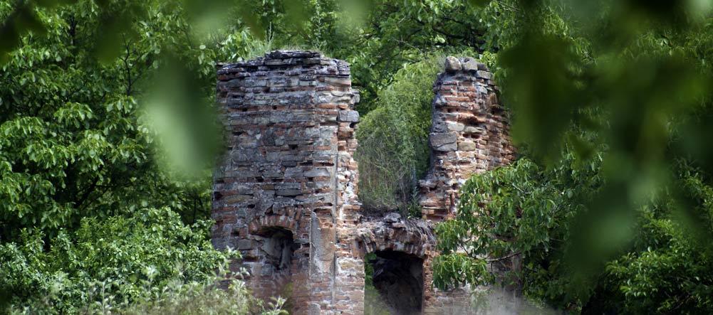 Ruine la Bacainti